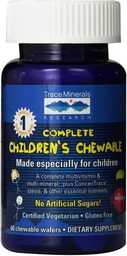 Best multivitamin for toddlers