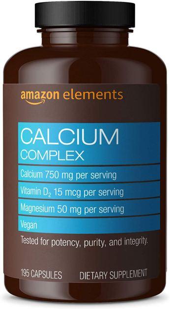 best calcium supplements for vegans