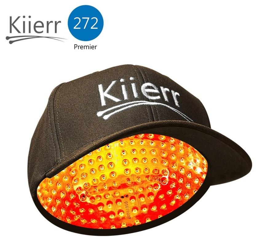 Kiierr 272 Premier Laser Cap Image Large white