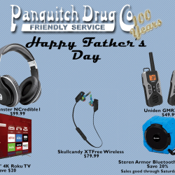 Father's Day Sale 2016