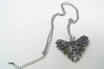 Halskette Schmetterling
