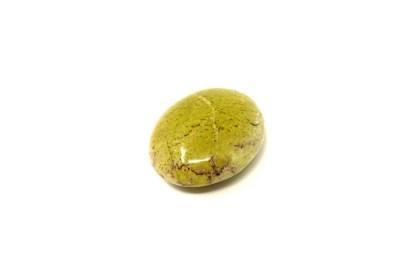 Grüner Opal Heilstein