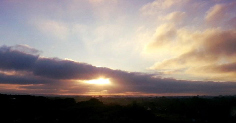 Hymne à Belenos-lever de soleil
