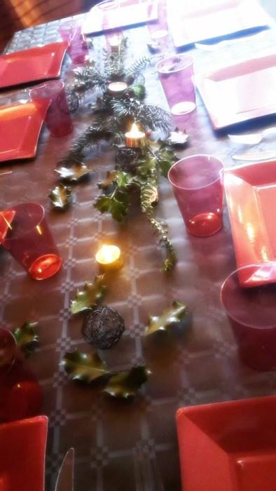 repas païen du solstice d'hiver