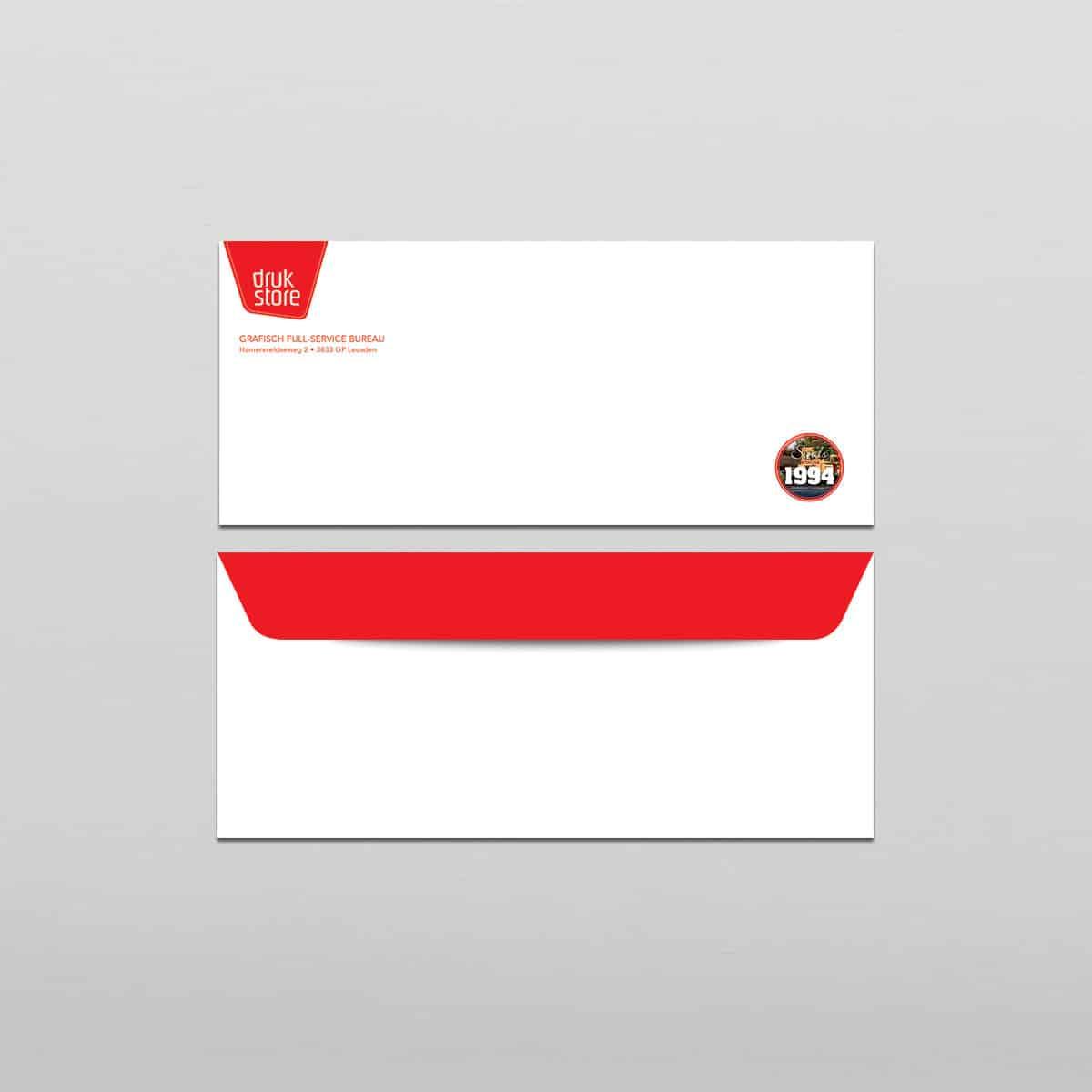 Enveloppen van Druk-store