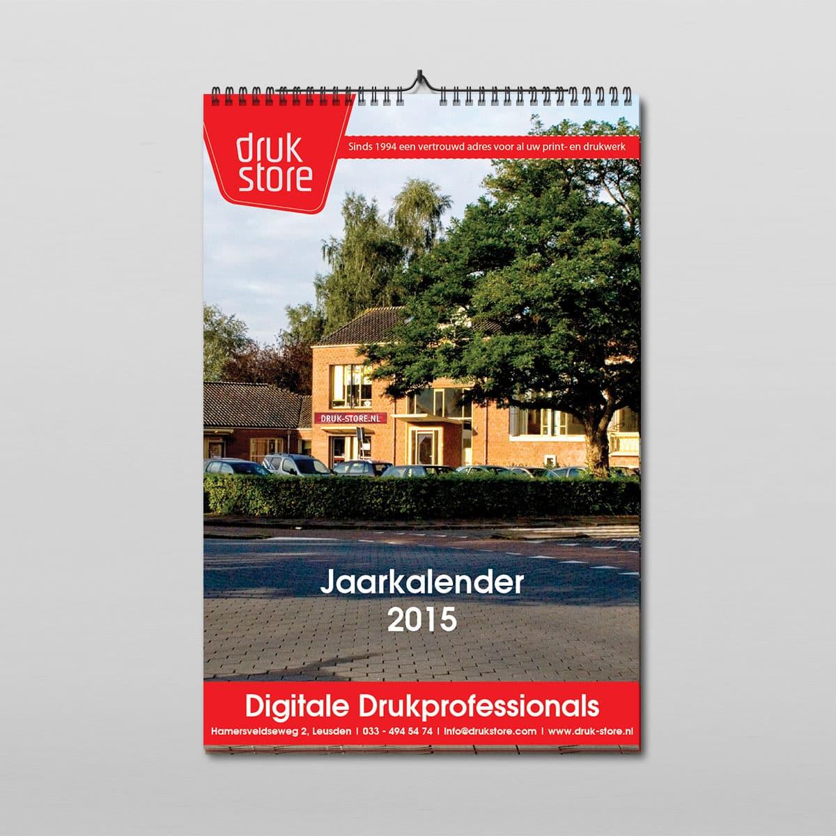 Druk-Store Leusden kalender