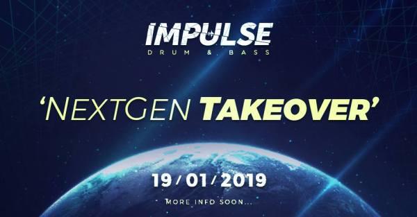 Impulse: 'NextGen Takeover' [locatie: Nieuwe Nor]