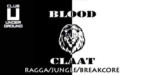 Bloodclaat - ragga/jungle/breakcore
