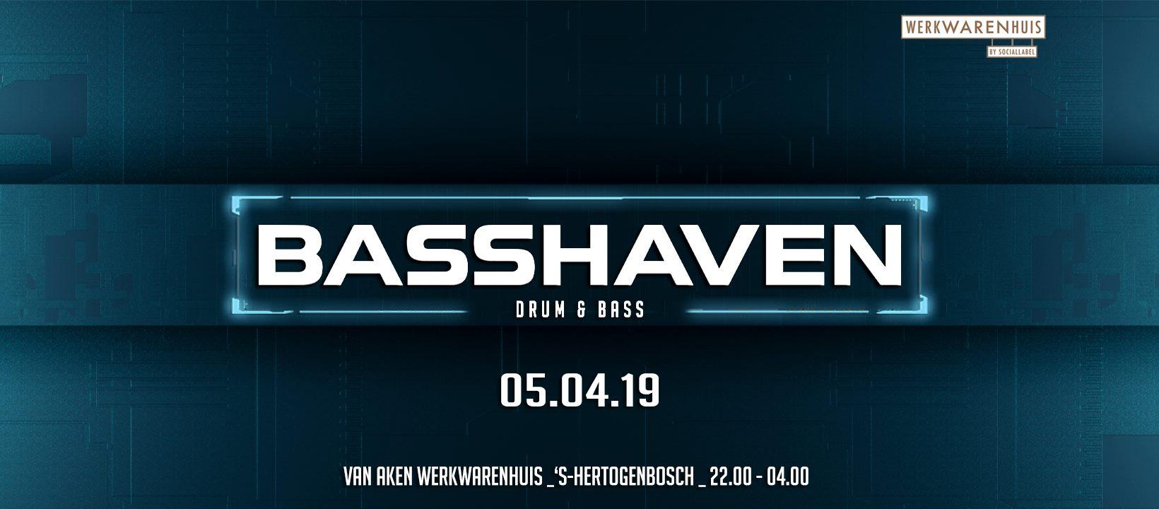Basshaven #07 ►Dossa & Locuzzed & more TBA!