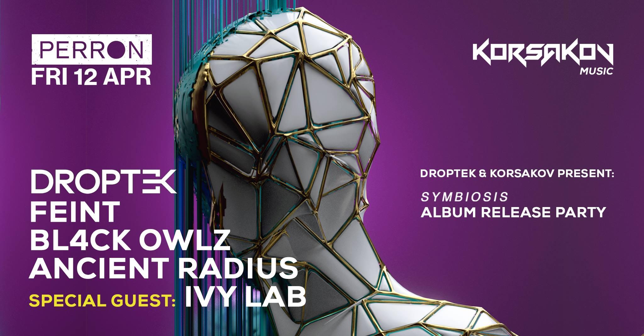 Korsakov Presents: Droptek Album Release Party