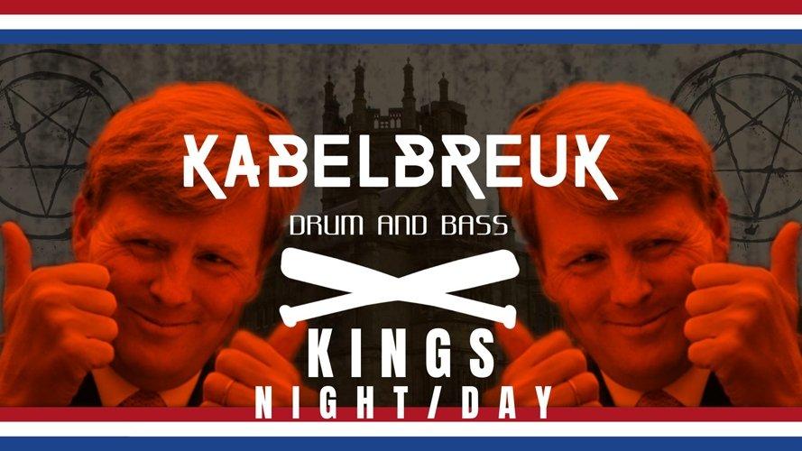 Kabelbreuk Kingsnight/Day