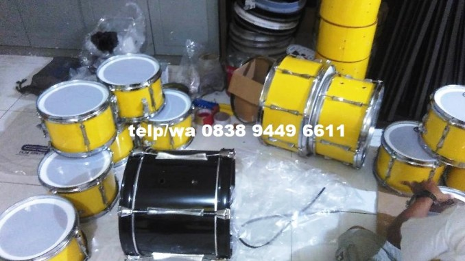 Drumband mini, drumband tk