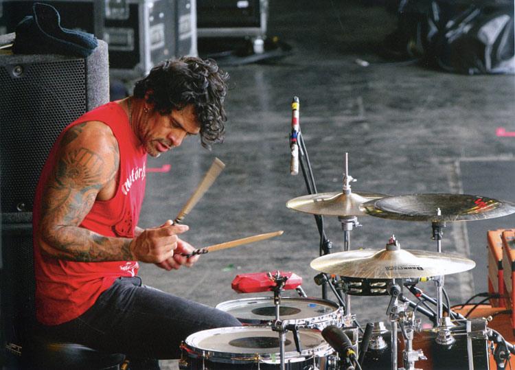 Joey Castillo Drummerworld
