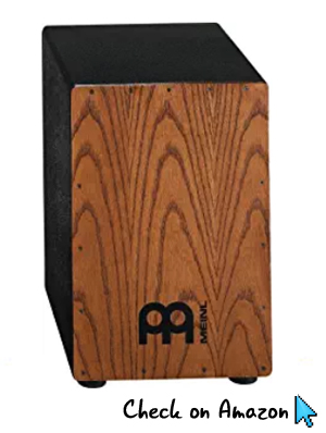 Stained American White Ash Cajon