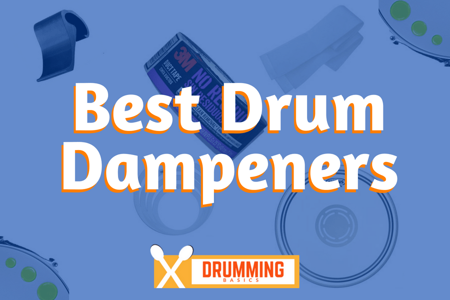 Best Drum Dampeners