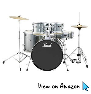 Pearl Roadshow Drum Kit 5-Piece
