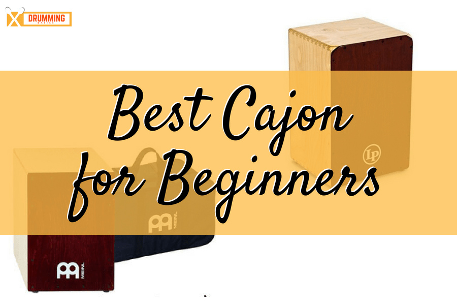 Best Cajon for Beginners