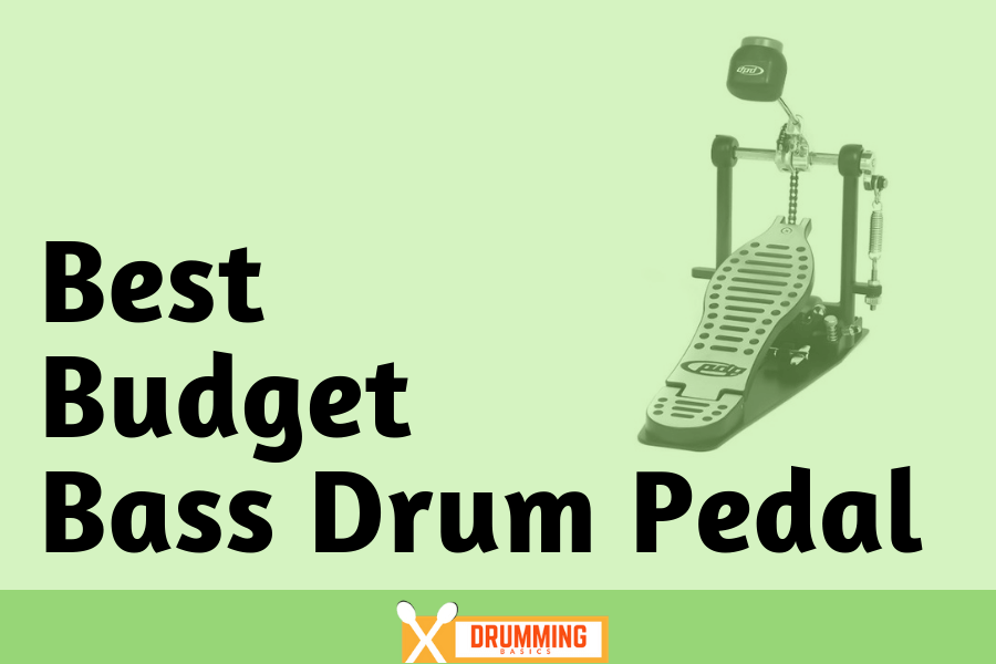 Best Budget Bass Drum Pedal 2019 (below $60!)