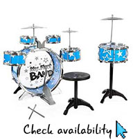 First drum kit for children