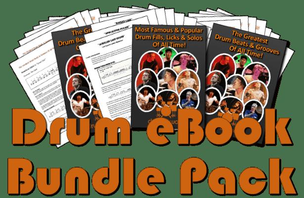 Ebooks drum pack drumstheword three drum ebooks bundle pack fandeluxe Ebook collections