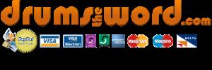 DrumsTheWord Logo Footer