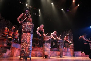 Zim Drum Piece Drum Struck Theatre Tour