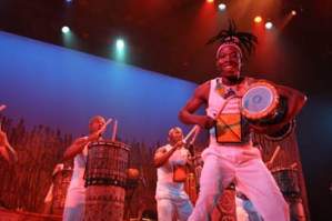 Malutsi on Talking Drum Drum Struck