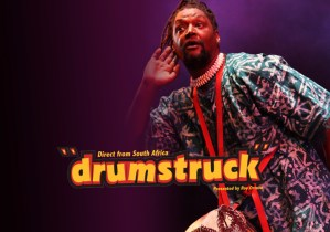 Munkie Facilitating Drum Struck