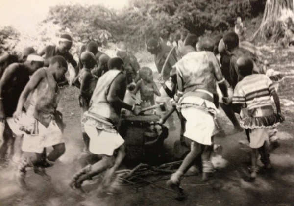 The Magical 'Ngoma Drum'