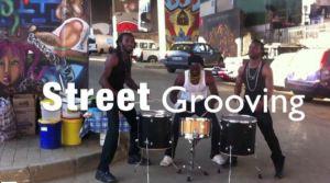 Street Grooving