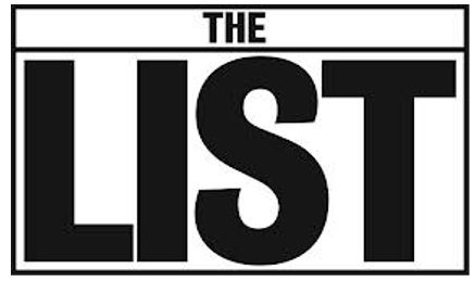 "The List ☆☆☆☆ – ""It's Great Fun and More than a Little Therapeutic"""