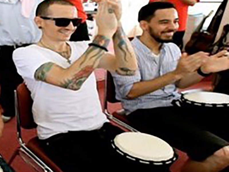 Jamming With Linkin Park