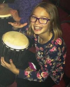 Australian Audience Drumming Drum Struck