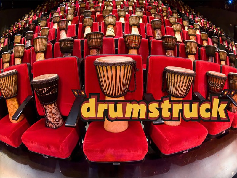 Drum Struck Audience Drums HD2