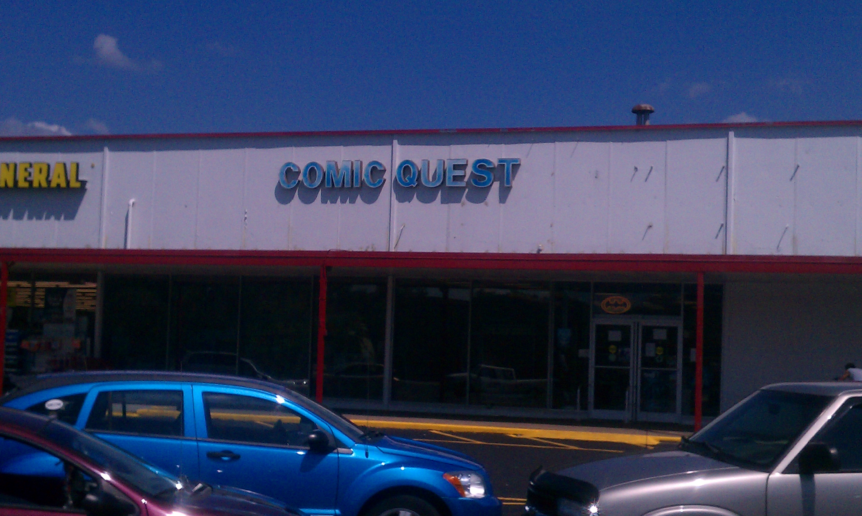 Store Feature: Comic Quest - Evansville, Indiana - Drunk on