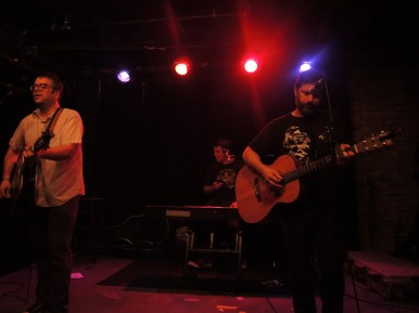 John Snodgrass, Brian Wahlstrom and Tony Cape are The Scorpios, Thursday, July 18: Great Scott in Allston, MA