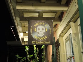 Skully'z Record Store