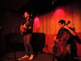 Declan and Alon Bisk