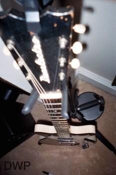Will's 4011 Danelectro guitar