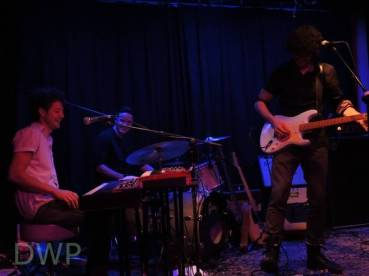 Lee Pardini joins Will Dailey's band for a tune