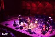 Roxanne Cash and the band