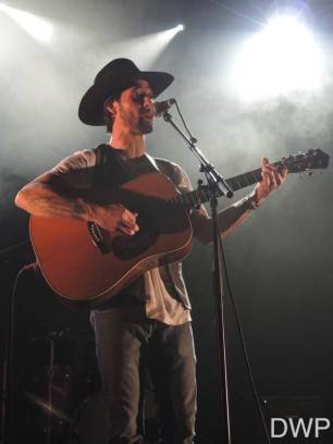 Ryan Bingham in Boston
