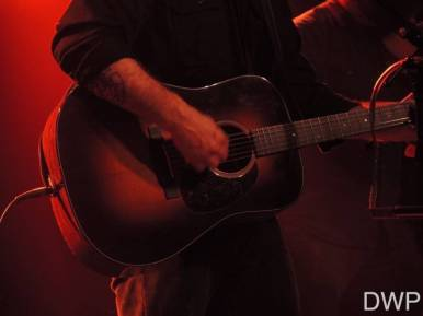 Chuck Ragan and the Camraderie