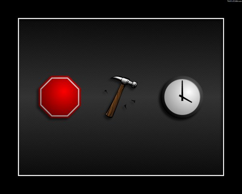 Stope – Hammer – Time