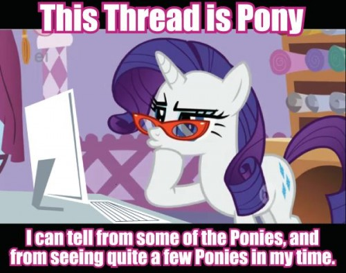 this thread is pony