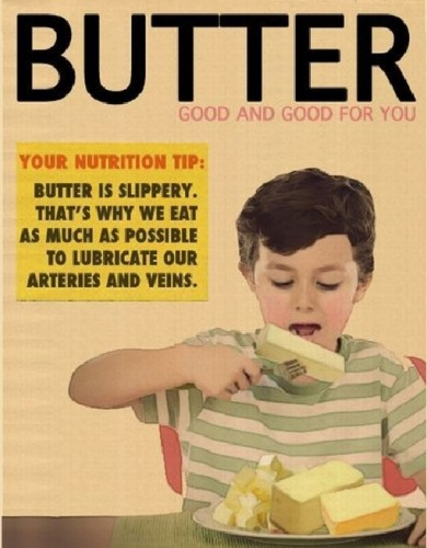 butter good and good for you 390x500 butter   good and good for you