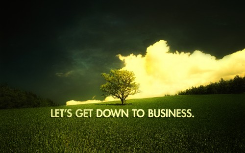 lets get down to business 500x312 lets get down to business