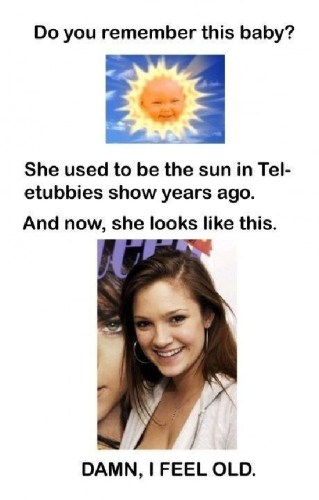 teletubbies baby is all grown up