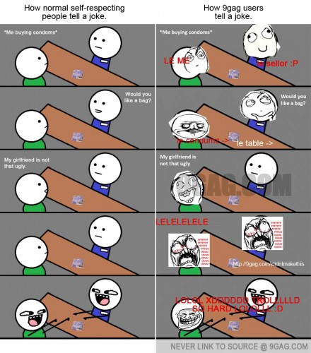 9gag and a joke 440x500 9gag and a joke