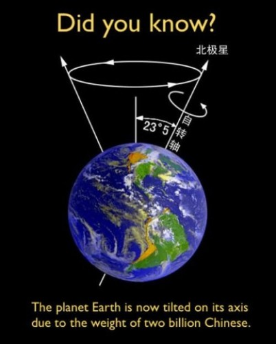 the planet earth is tilted 402x500 the planet earth is tilted
